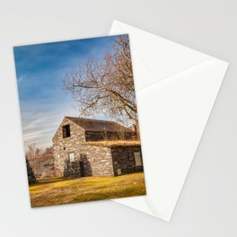 Welsh Quarry Buildings Stationery Cards