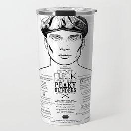 Tom Shelby  Ink'd Series Travel Mug