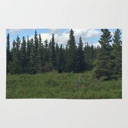Alaska Forest Rug