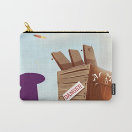acme rocket crate Carry-All Pouch