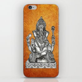 Remover of Obstacles iPhone Skin