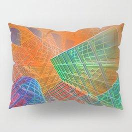 illusory city life -10- Pillow Sham