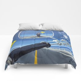 Tricky Situation No.II Comforters