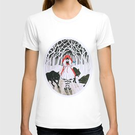 Amongst Wolves T-shirt