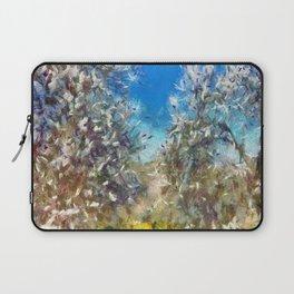 Spring Blossom Laptop Sleeve