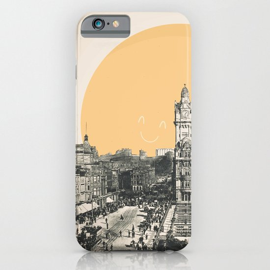 A Hug for Edinburgh iPhone & iPod Case