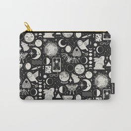 Lunar Pattern: Eclipse Carry-All Pouch