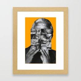 We Don't Remember Nelson Framed Art Print