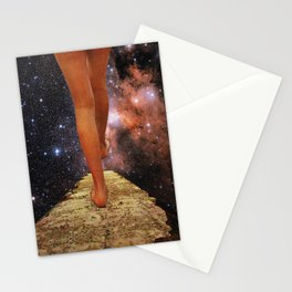 Into the Void  Stationery Cards