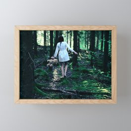 Sleepwalker Framed Mini Art Print