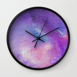 Dusky Daydreams Wall Clock