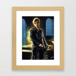 for jace's fans Framed Art Print