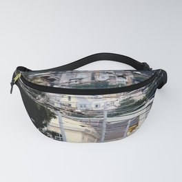 The Tangled Webs We Weave Fanny Pack