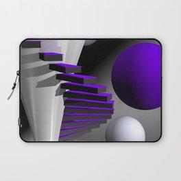 go violet -12- Laptop Sleeve