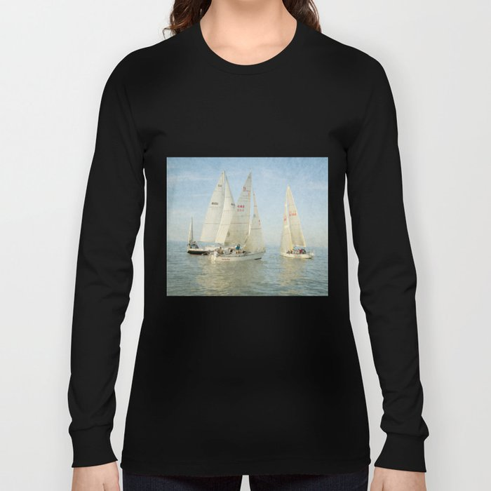 Right of Way Long Sleeve T-shirt