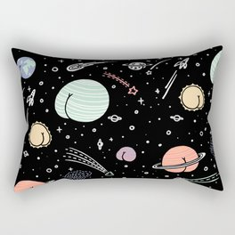 Asstronomy Rectangular Pillow