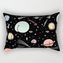 Asstronomy Rectangular Pillow