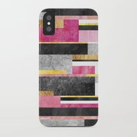 skyline iPhone & iPod Cases featuring Skyline by Elisabeth Fredriksson