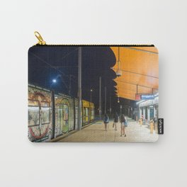 Light Rail Station Carry-All Pouch