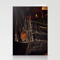 buffalo Stationery Cards featuring Buffalo by Marcus Meisler