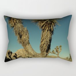 The Air at Joshua Tree  Rectangular Pillow