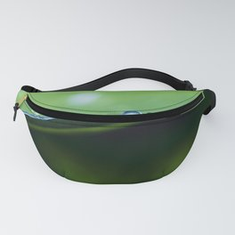 drops on the edge Fanny Pack