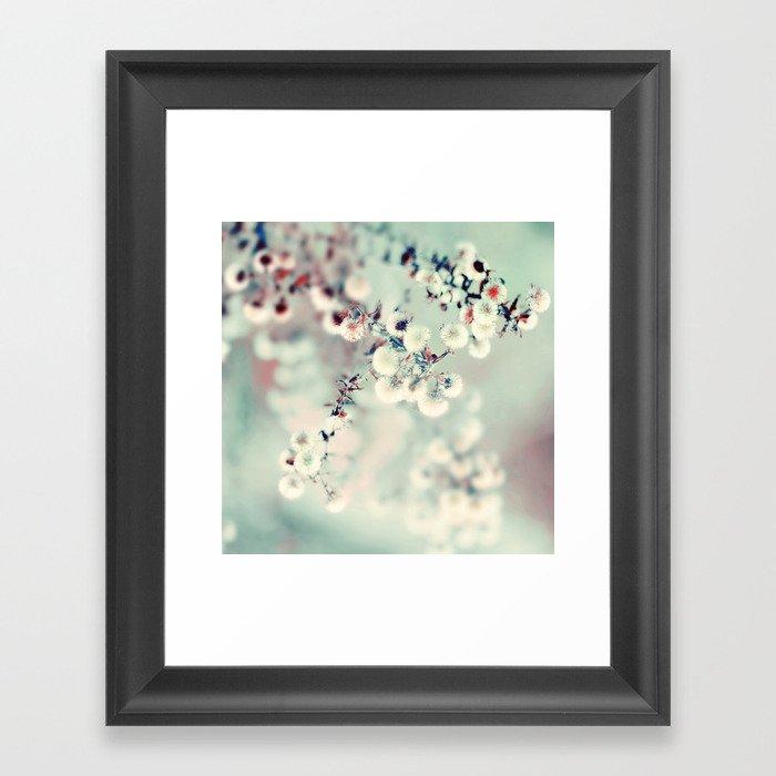 Midwinter Daydream Framed Art Print