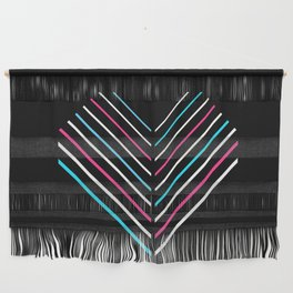 Transcend Neon Heart Wall Hanging