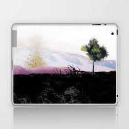 Last tree standing Laptop & iPad Skin