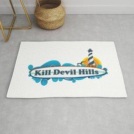 Kill Devil Hills - North Carolina. Rug