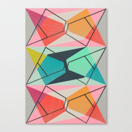 ColorBlock III Canvas Print