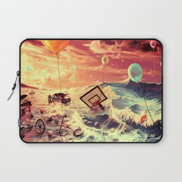 Don't trash your dreams Laptop Sleeve