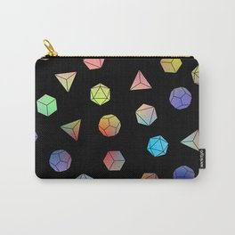 Platonic solids II Carry-All Pouch