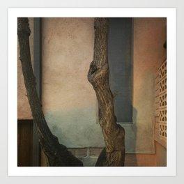 Wall & Window #6 - 2015 Art Print