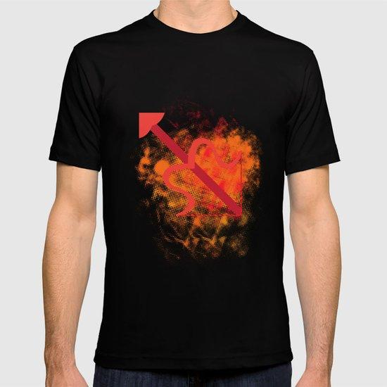 Sagittarius pattern T-shirt