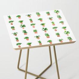 Plant Pots Side Table