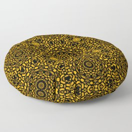 Busy pattern Floor Pillow
