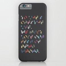 Creative Life. Slim Case iPhone 6s