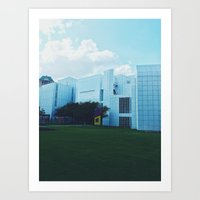 Art in H I G H Places /  E+C Collection - 4 Art Print
