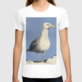 Lone Gull #1 T-shirt