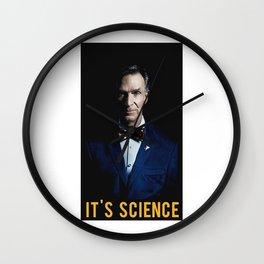Bill Nye Science Wall Clock