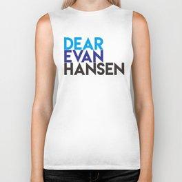 Dear Evan Hansen Biker Tank