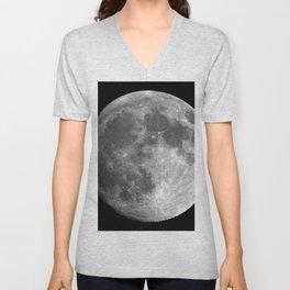 Luna Unisex V-Neck