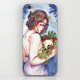 Persephone Will Graham iPhone Skin