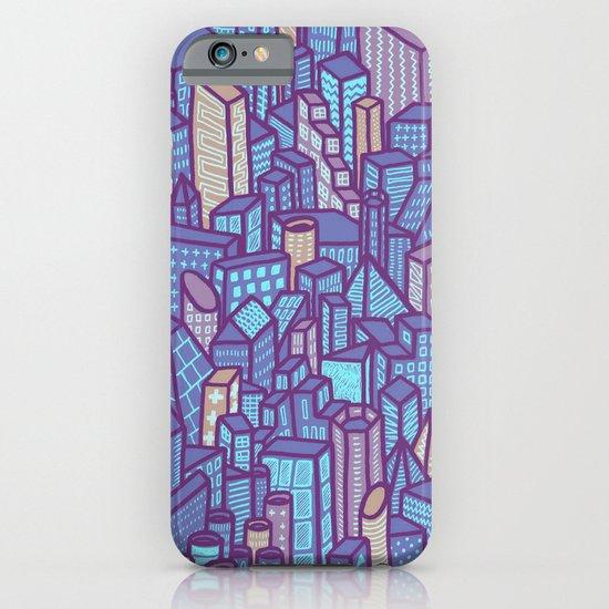 night city iPhone & iPod Case