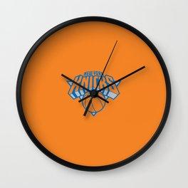 KNICKS NBA Wall Clock