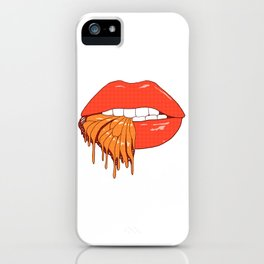 Melts in Your Mouth (Existence) iPhone Case