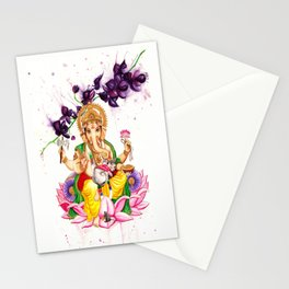 Ganesha and Candy Stationery Cards