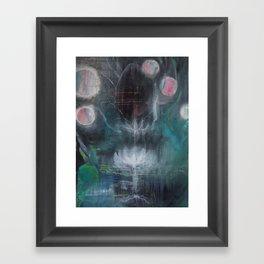 water life Framed Art Print
