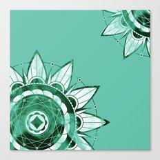 Mandala Art Canvas Print